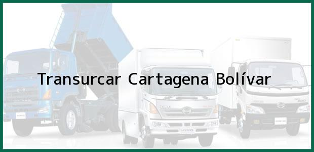 Teléfono, Dirección y otros datos de contacto para Transurcar, Cartagena, Bolívar, Colombia