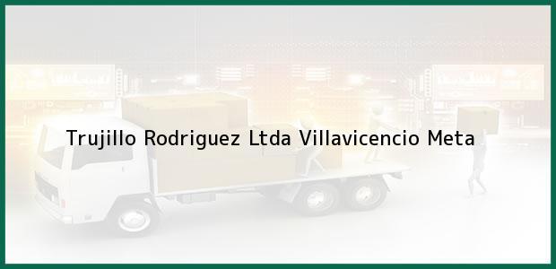 Teléfono, Dirección y otros datos de contacto para Trujillo Rodriguez Ltda, Villavicencio, Meta, Colombia