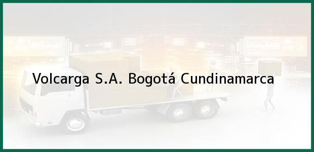 Teléfono, Dirección y otros datos de contacto para Volcarga S.A., Bogotá, Cundinamarca, Colombia