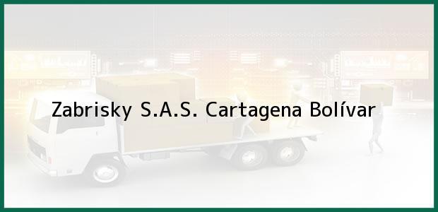Teléfono, Dirección y otros datos de contacto para Zabrisky S.A.S., Cartagena, Bolívar, Colombia