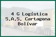 4 G Logística S.A.S. Cartagena Bolívar