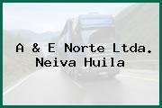 A & E Norte Ltda. Neiva Huila