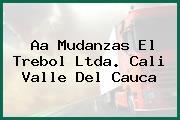 Aa Mudanzas El Trebol Ltda. Cali Valle Del Cauca