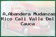 A.Abandera Mudanzas Rico Cali Valle Del Cauca