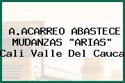 A.ACARREO ABASTECE MUDANZAS