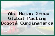 Abc Human Group Global Packing Bogotá Cundinamarca