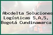 Abcdelta Soluciones Logísticas S.A.S. Bogotá Cundinamarca