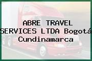 ABRE TRAVEL SERVICES LTDA Bogotá Cundinamarca