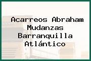 Acarreos Abraham Mudanzas Barranquilla Atlántico
