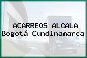 ACARREOS ALCALA Bogotá Cundinamarca