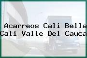 Acarreos Cali Bella Cali Valle Del Cauca