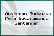 Acarreos Mudanzas Peña Bucaramanga Santander