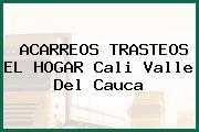 ACARREOS TRASTEOS EL HOGAR Cali Valle Del Cauca
