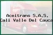 Aceitrans S.A.S. Cali Valle Del Cauca