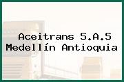 Aceitrans S.A.S Medellín Antioquia