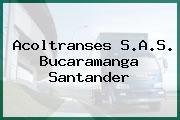 Acoltranses S.A.S. Bucaramanga Santander