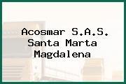 Acosmar S.A.S. Santa Marta Magdalena
