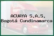 ACUAYA S.A.S. Bogotá Cundinamarca