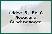 Addec S. En C. Mosquera Cundinamarca