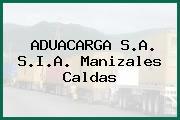 ADUACARGA S.A. S.I.A. Manizales Caldas