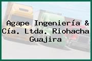 Agape Ingeniería & Cía. Ltda. Riohacha Guajira