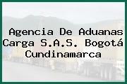 Agencia De Aduanas Carga S.A.S. Bogotá Cundinamarca