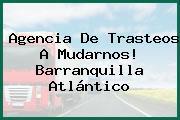 Agencia De Trasteos A Mudarnos! Barranquilla Atlántico