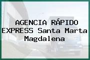 AGENCIA RÁPIDO EXPRESS Santa Marta Magdalena