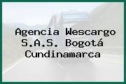 Agencia Wescargo S.A.S. Bogotá Cundinamarca