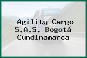 Agility Cargo S.A.S. Bogotá Cundinamarca