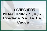 AGREGADOS MINALTRANS S.A.S. Pradera Valle Del Cauca