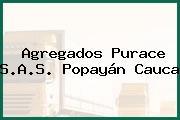 Agregados Purace S.A.S. Popayán Cauca
