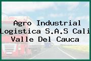 Agro Industrial Logistica S.A.S Cali Valle Del Cauca