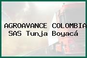 AGROAVANCE COLOMBIA SAS Tunja Boyacá