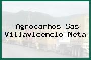 Agrocarhos Sas Villavicencio Meta