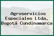 Agroservicios Especiales Ltda. Bogotá Cundinamarca