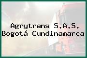Agrytrans S.A.S. Bogotá Cundinamarca
