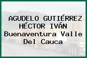 AGUDELO GUTIÉRREZ HÉCTOR IVÁN Buenaventura Valle Del Cauca