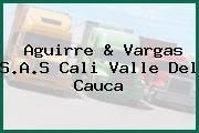 Aguirre & Vargas S.A.S Cali Valle Del Cauca
