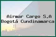 Airmar Cargo S.A Bogotá Cundinamarca
