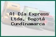 Al Día Express Ltda. Bogotá Cundinamarca