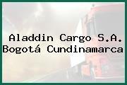 Aladdin Cargo S.A. Bogotá Cundinamarca