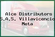 Alce Distributors S.A.S. Villavicencio Meta