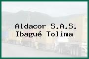 Aldacor S.A.S. Ibagué Tolima