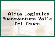 Aldía Logística Buenaventura Valle Del Cauca