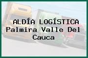 ALDÍA LOGÍSTICA Palmira Valle Del Cauca