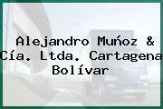 Alejandro Muñoz & Cía. Ltda. Cartagena Bolívar