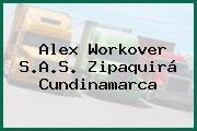 Alex Workover S.A.S. Zipaquirá Cundinamarca