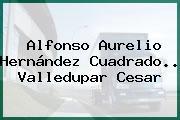 Alfonso Aurelio Hernández Cuadrado.. Valledupar Cesar