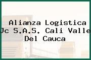 Alianza Logistica Jc S.A.S. Cali Valle Del Cauca